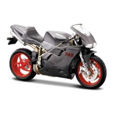 Ôn Tập Tốt Nhất Đồ Chơi Mo Hinh Maisto Xe Mo To Tỉ Lệ 1 18 Ducati 748