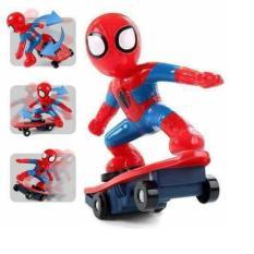Hình ảnh Đồ chơi người nhện trượt ván spider man