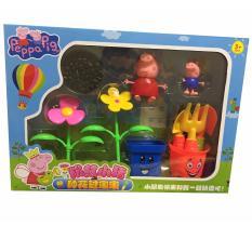 Hình ảnh Đồ chơi Peppa Pig Chăm Sóc Vườn Cây No.RY-20