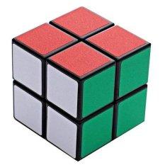 Hình ảnh Đồ chơi phát triển kỹ năng Rubik 2x2x2 (Đen)