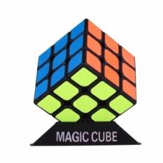 Hình ảnh Đồ chơi phát triển kỹ năng Rubik' Cube 3 x 3 (Đen) GT126