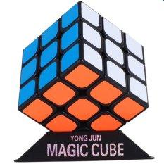 Hình ảnh Đồ chơi phát triển kỹ năng Rubik' Cube 3 x 3 (Đen)
