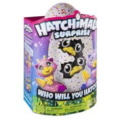 Hình ảnh Đồ chơi quả trứng thần kỳ Hatchimals sinh đôi Giraven 6037097