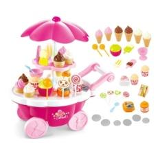 Hình ảnh Đồ chơi quầy bán kem di động nhiều món cho bé