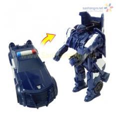 Bán Đồ Chơi Robot Transformers One Step O To Cảnh Sat Barricade Rẻ Nhất