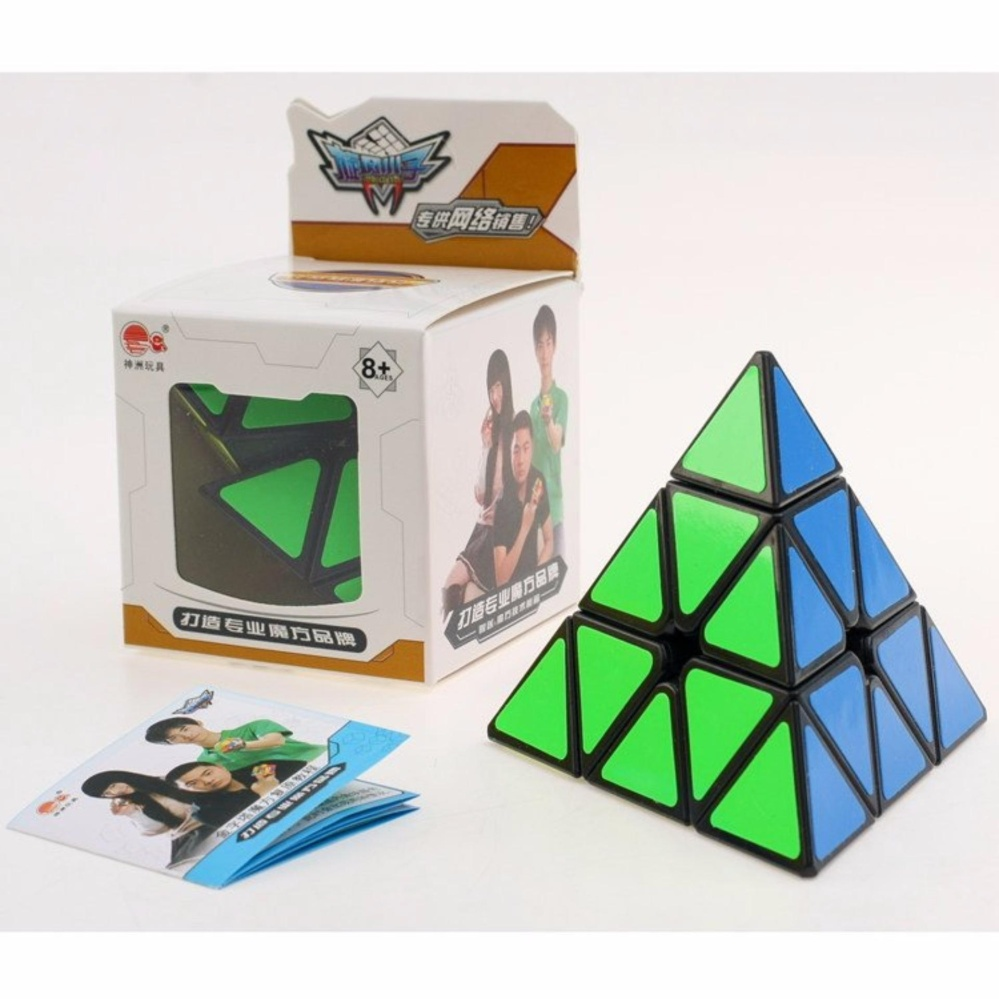 Đồ Chơi Rubik Cyclone Boy Pyraminx