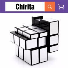 Hình ảnh Đồ Chơi Rubik Gương Tốc Độ - Rubik Mirror (Bạc)