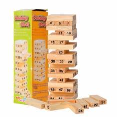 Hình ảnh Đồ chơi rút gỗ 54 thanh cao cấp