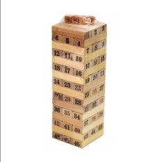 Hình ảnh Đồ chơi rút gỗ số thông minh