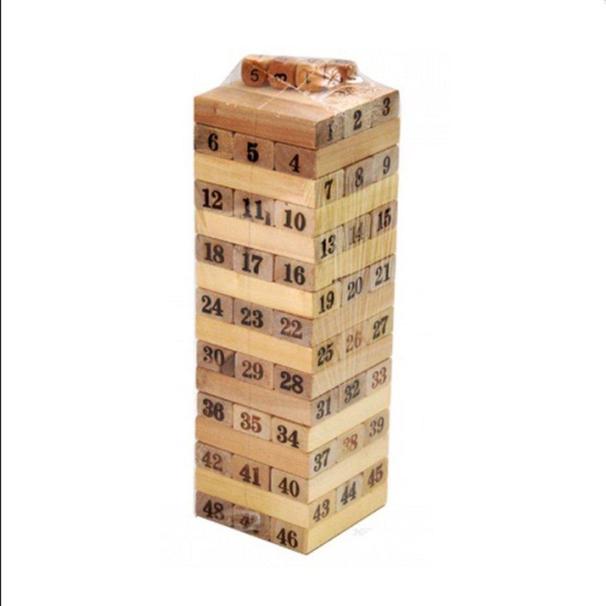 Hình ảnh Đồ chơi rút gỗ số minh