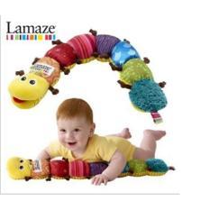 Hình ảnh Đồ chơi sâu phát nhạc Lamaze cho bé