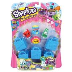 Giá Bán Đồ Chơi Shopkins Bộ 5 Packs Season 1 Shopkins Sho56003 Rẻ
