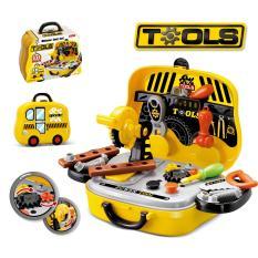 Hình ảnh Đồ chơi bé trai, đồ chơi sửa chữa cơ khí và lắp ráp cho bé trai
