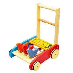 Hình ảnh Đồ chơi tập đi bằng gỗ cho bé