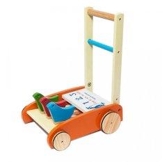 Hình ảnh Đồ chơi tập đi bằng gỗ cho bé Song Son