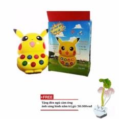 Hình ảnh Đồ chơi giáo dục - Pikachu kể truyện giúp bé phát triển trí tuệ + Tặng đèn ngủ cảm ứng ánh sáng
