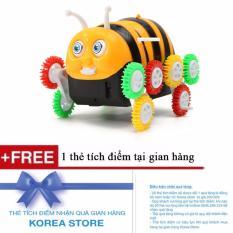 Hình ảnh Đồ chơi thú nhào lộn thông minh + Tặng kèm 1 thẻ tích điểm KoreaStore