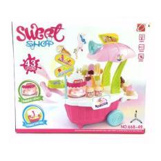 Hình ảnh Đồ chơi xe bán kem No.668-49