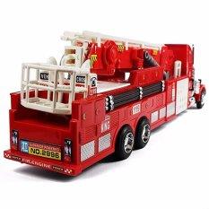 Hình ảnh Đồ chơi xe cứu hỏa chạy đà 2996