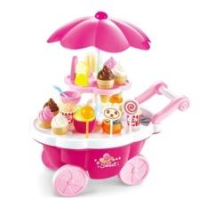Hình ảnh Đồ chơi xe đẩy kem và kẹo cho bé yêu
