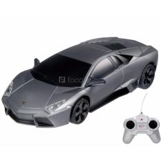 Ôn Tập Trên Đồ Chơi Xe Điều Khiển Rastar R C 1 24 Lamborghini Reventon Xam