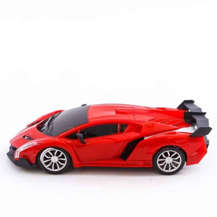 Đồ chơi xe ô tô điều khiển từ xa LAMBOGRINI cho bé (Đỏ)
