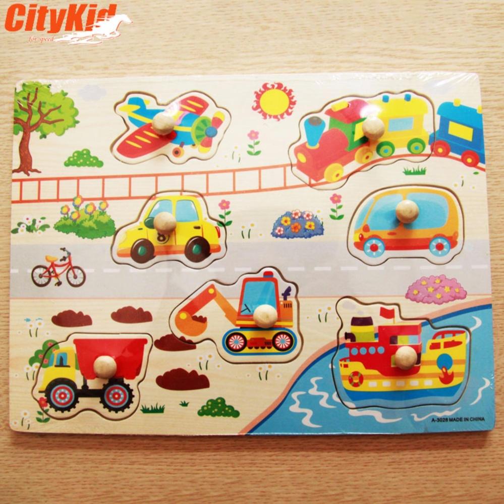 Đồ Chơi Xếp Hình Bằng Gỗ Puzzle Kid A-3028