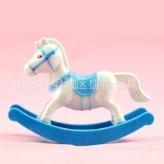Đồ chơi trẻ em - ngựa búp bê Mini_Kích thước 11*15*6cm Nhật Bản