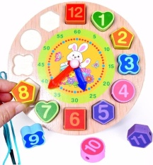 Hình ảnh Đồng hồ xâu vòng hình khối
