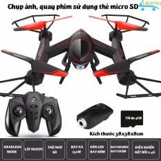 Hình ảnh Drone 4 cánh quay phim chụp ảnh HD 1080p Flycam AG-01