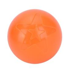 Hình ảnh Educational Baby Music Bouncing Ball Hand Grab Sports Rattles Kids Toys Gift Orange - intl