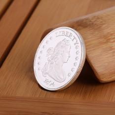 Hình ảnh Erpstore Mỹ HOA KỲ Kỷ Niệm Tượng Nữ Thần Tự Do Đại Bàng Uncirculated Đồng Tiền-quốc tế