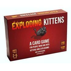 Hình ảnh Exploding Kittens - Mèo nổ