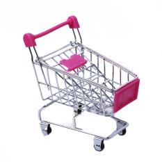 Hình ảnh Fancyqube Child Creative 8 Colors Small Mini-cart Toys For Child Pink