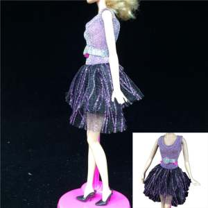 Hình ảnh Fashion Handmade Clothes Dress For Barbie Doll Different Style - intl