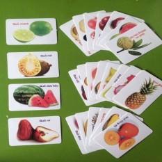 Hình ảnh FlashCard - 416 thẻ học song ngữ thông minh đa dạng chủ đề