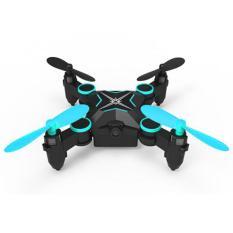Hình ảnh Có thể gấp gọn Mini Drone/Quadcopters với FPV Camera & Wifi Chuyên Nghiệp RC Bay Selfie Trực Thăng chế độ không đầu & Bộ Cao đồ chơi-quốc tế