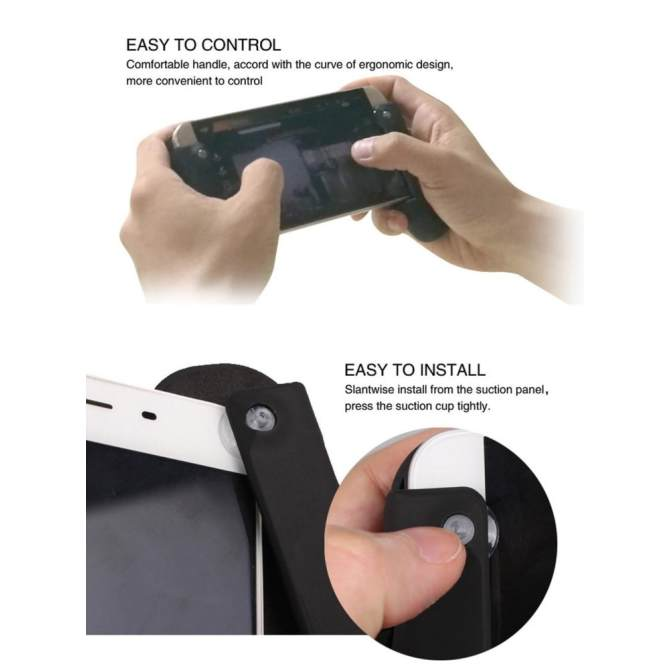 For DJI SPARK Drone Hand Shank Smartphone Handle Grip Tablet - intl