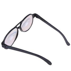 Hình ảnh Funny Costume Eye Glasses Toy Halloween Party Prop Gag Gift(Black)-Man - intl
