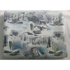 Ôn Tập Ga Chống Thấm Vải Cotton Korea Cao Cấp Loại 1M8X2Mx10Cm