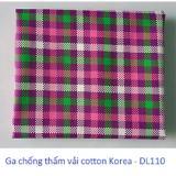 Bán Ga Chống Thấm Vải Cotton Korea Cao Cấp Loại 2Mx2M2X10Cm Rẻ Trong Vietnam