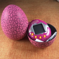 Hình ảnh GETEK Electronic virtual pet machine crack egg equipment to develop game machine tumbler candy