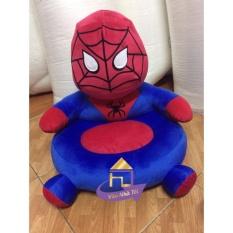 Hình ảnh Ghế Lười Cho Bé Spider Man Vao Nha Toi AA0032 (50cm x 50cm)