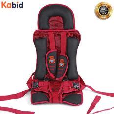 Giá Bán Ghế Ngồi Đa Năng Cho Be Tren Xe Oto Happy Baby 4 12 Tuổi Đỏ Ruby Mới Rẻ