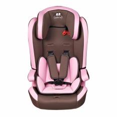 Giá Tiết Kiệm Khi Sở Hữu Ghế Ngồi ô Tô Cho Bé Zaracos William 5086 - Pink - 1 Tuổi đến 10 Tuổi.