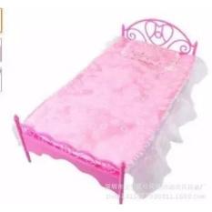 Hình ảnh giường ngủ búp bê đơn giản
