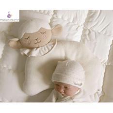 Giá Bán Gối Chống Lom Hinh Chu Cừu Taf Toys Korea Nhãn Hiệu Taf Toys