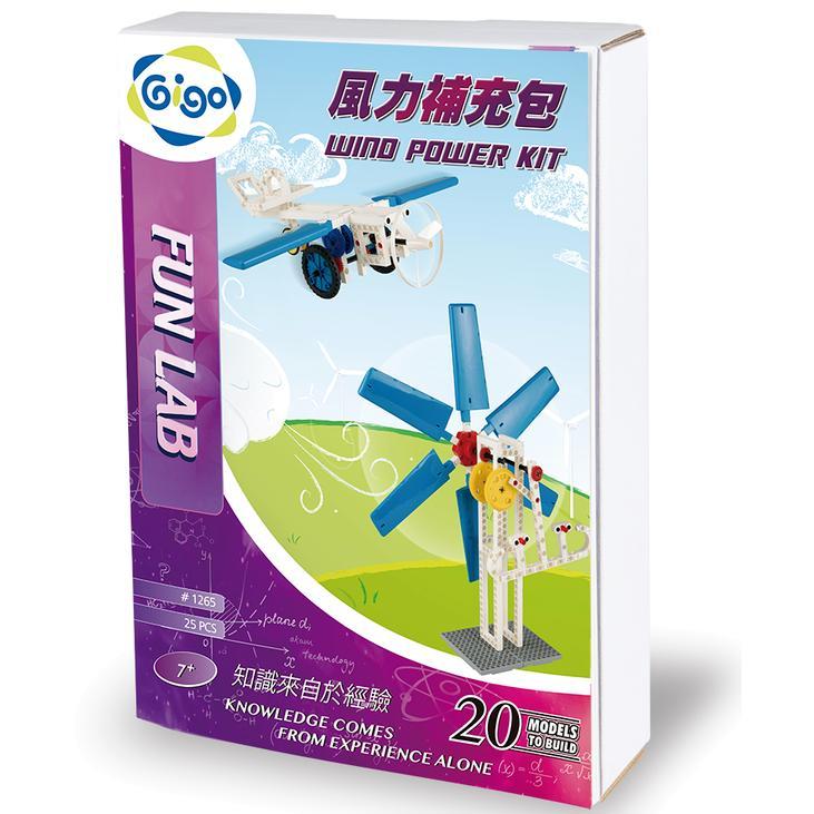 Gói Gigo Toys Động Cơ Quạt Gió Bổ Sung 20 Chủ Đề 25 Chi Tiết 1265