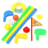 Bán Golf Set Putter Plastic 3 Balls 2 Tees 3 Golf Club Flag Golf Hole Kids Toy Intl Trực Tuyến Trong Vietnam