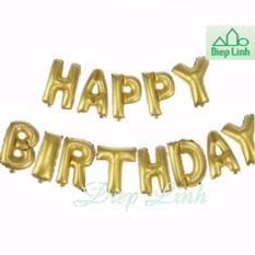 Happy Birthday Balloons - Diệp Linh Giá Siêu Rẻ